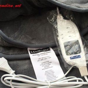 phân phối Chăn điện Bỉ thương hiệu Lanaform cao cấp