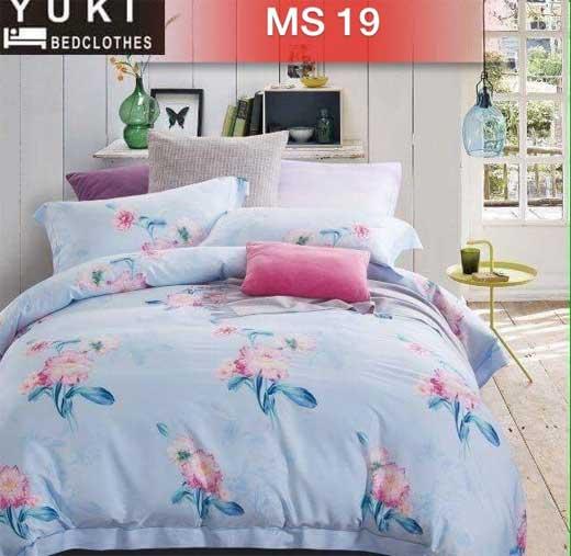 cung cấp chăn ga gối Modal Yuki nhật bản chính hãng mã ms19