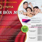 Chuyên cung cấp đệm Olympia tại Hà Nội Việt Nam