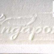 Ruột bông tinh khiết đệm Singapore