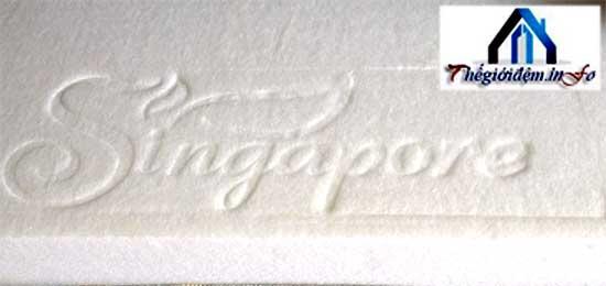 địa chỉ bán đệm singapore cao cấp chính hãng tại hà nội