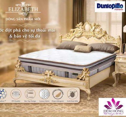 Đệm lò xo Elizabeth Dunlopillo dòng Hoàng Gia