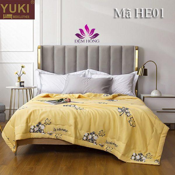 Chăn hè cao cấp Yuki Nhật Bản chính hãng - mã He01