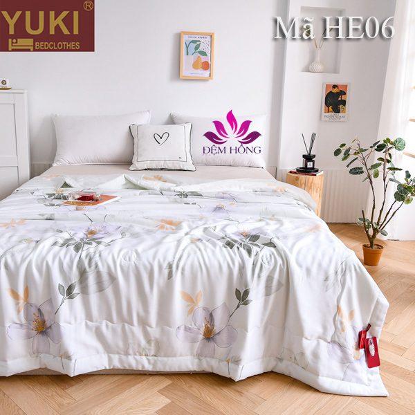 Chăn hè cao cấp Yuki Nhật Bản chính hãng - mã He06
