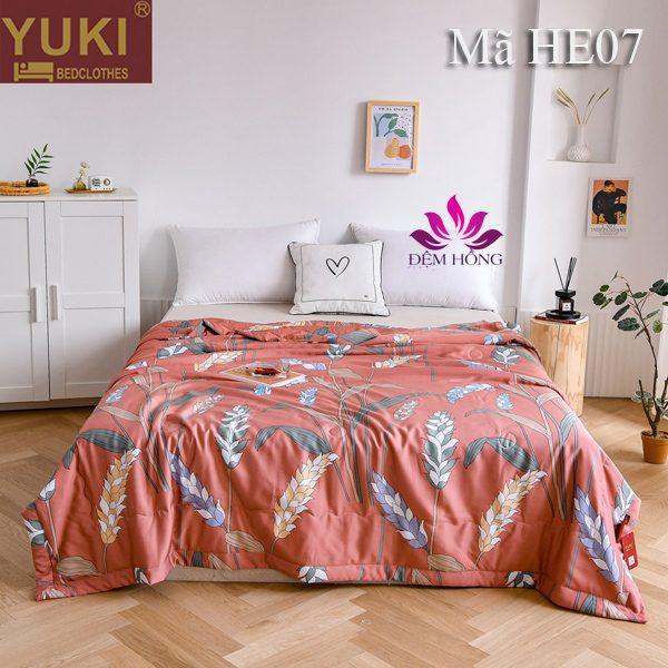 Chăn hè cao cấp Yuki Nhật Bản chính hãng - mã He07